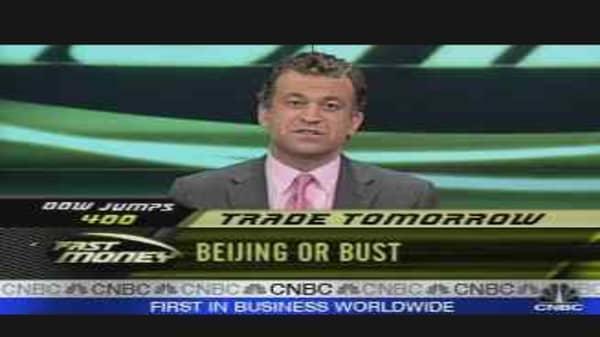 Tomorrow's Trades #2: NKE
