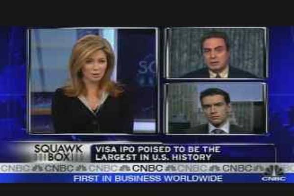 Visa IPO
