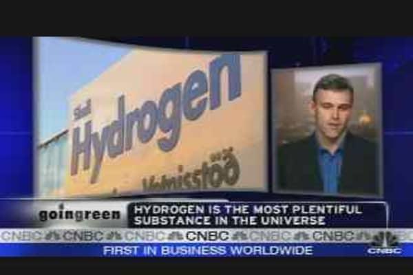 Iceland's Hydrogen Economy