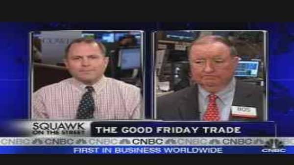 The Good Friday Trade