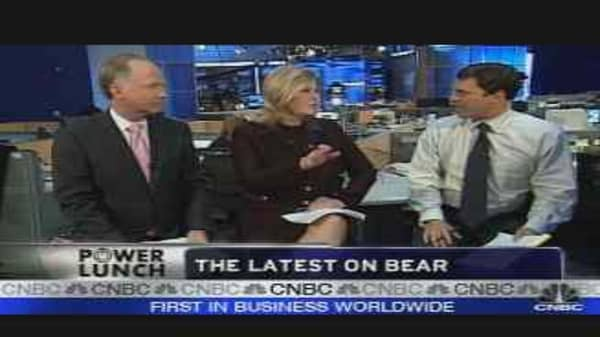 Bear Stearns Saga Continues