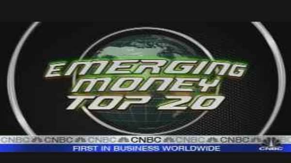 Emerging Money: Taiwan