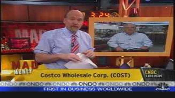 Cramer: Buy Costco