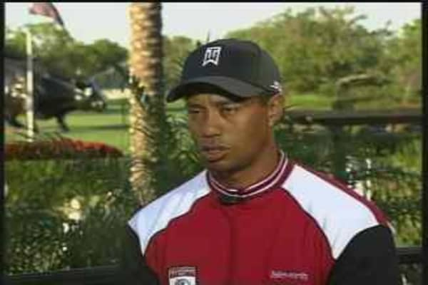 Tiger Woods: Beyond the 18th Hole