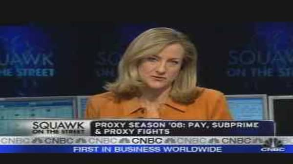 Rockin' Proxy Season