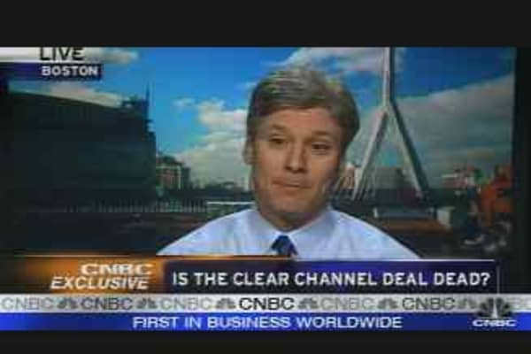 Clear Channel Deal