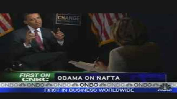 Obama's Economic Plan, Pt. 2