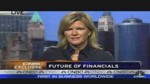 Future of Financials