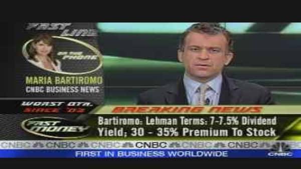 Lehman Brothers Offering