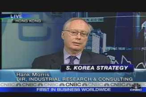 Positive Korean Trade Data