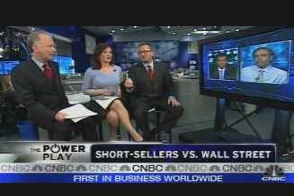 Lehman vs. Short Sellers