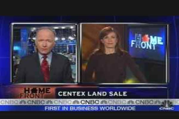 Centex Land Sale