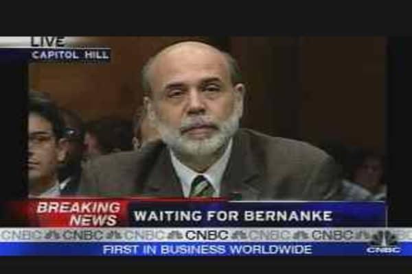 Ben Bernanke Opening Statement