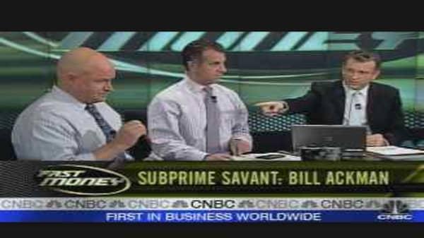 Subprime Savants