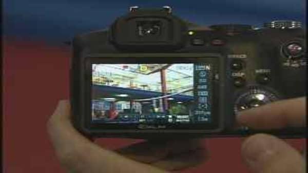The Tech Call: Casio Camera