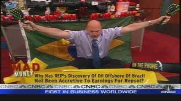 Brazil's Power Trip