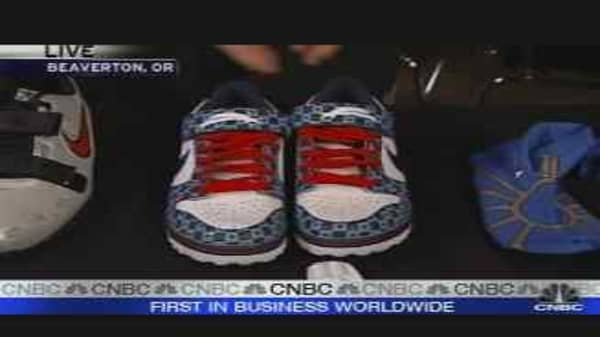 Nike's Olympic Dreams