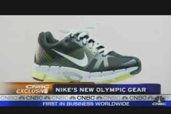 Nike's New Olympic Gear