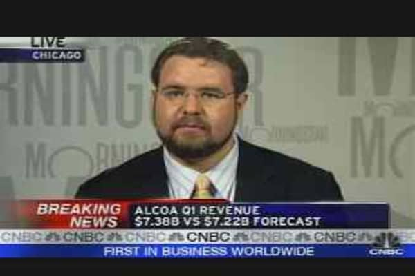 Alcoa's Earnings Results