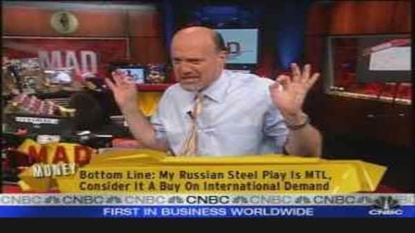 Russia's Steel Market