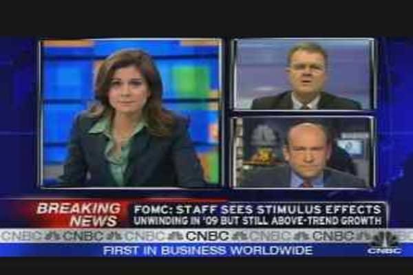 Latest Fed Minutes