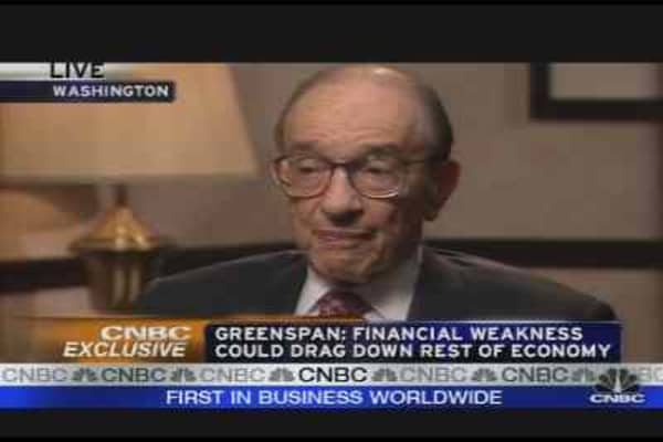 Greenspan Fights Back, Pt. 1