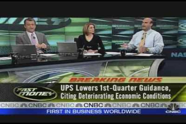 Breaking News: UPS
