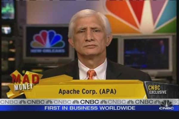 Cramer: Bullish on APA