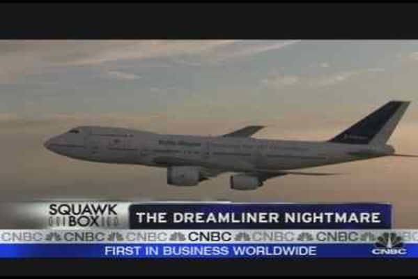 The Dreamliner Nightmare
