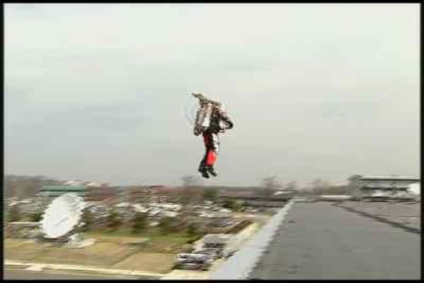 CNBC Test Flight: Jet Pack International