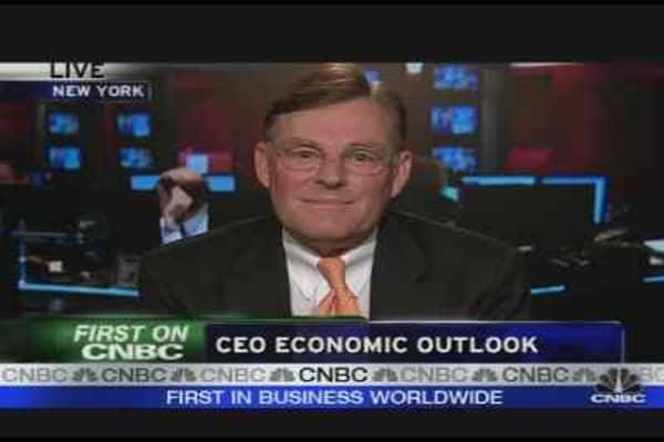 CEO Economic Outlook