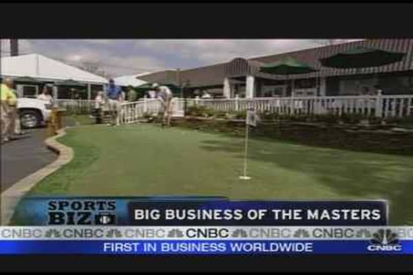 Big Business of the Masters