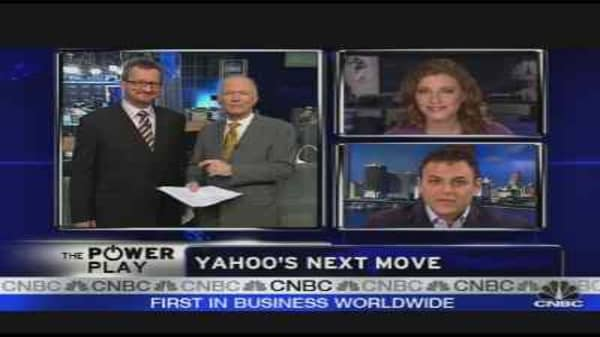 Yahoo's Next Move