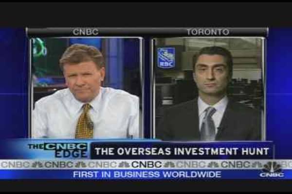 Overseas Investment Hunt