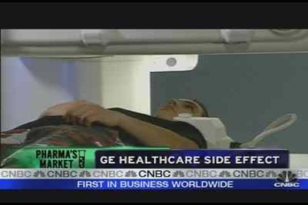 GE Healthcare Side Effect