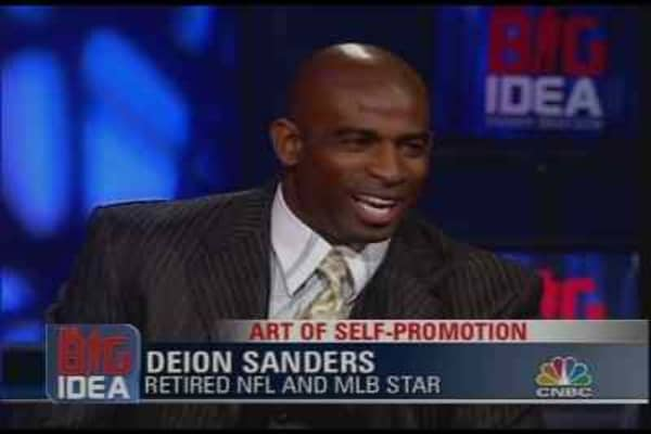 Deion Sanders on The Big Idea