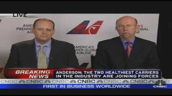 Delta/Northwest CEOs