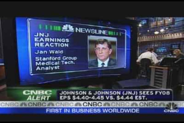 J&J Earnings