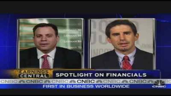 Spotlight on Financials