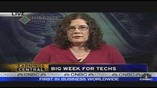 Big Week for Tech