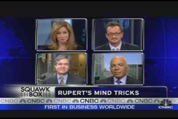 Rupert's Mind Tricks