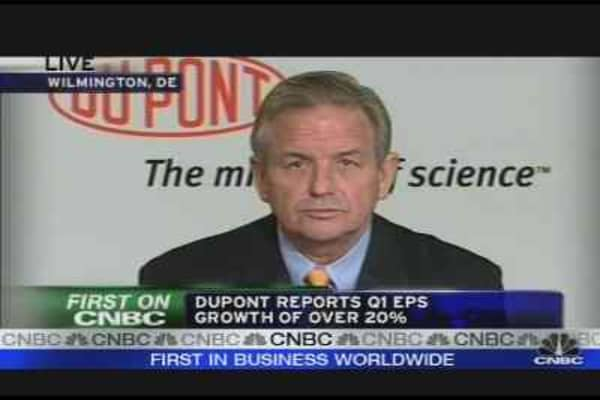 DuPont Earnings