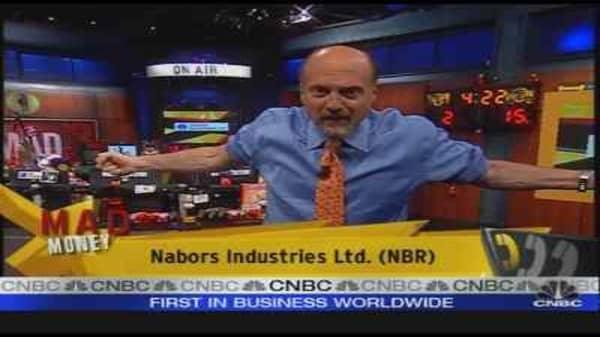 Cramer's Nabor-ly Love