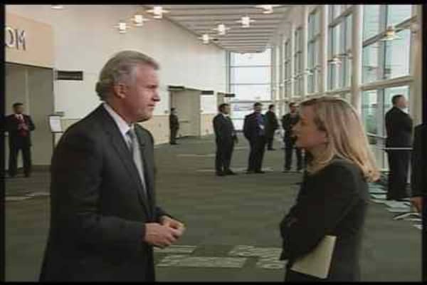Immelt on GE