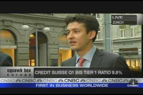 What's Next for Credit Suisse?