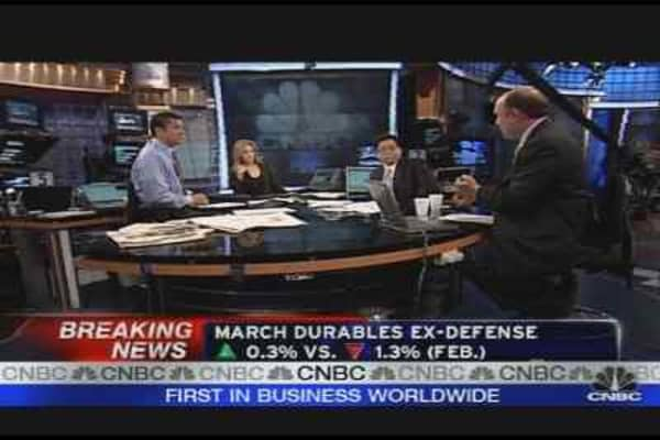 Jobless Claims & Durable Goods