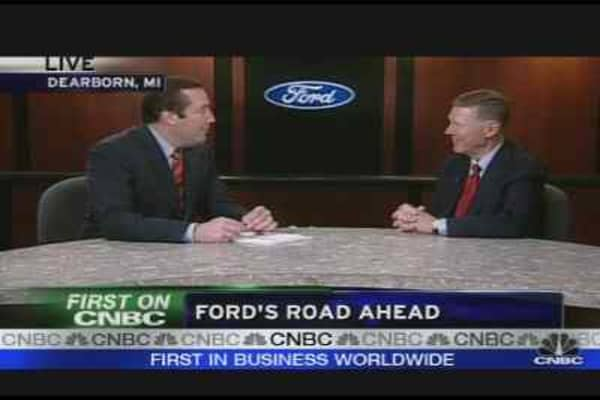 Ford's Road Ahead