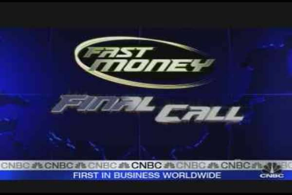 Fast Money: Fast Food Call