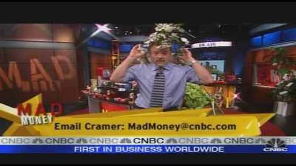 Cramer's Second Wind