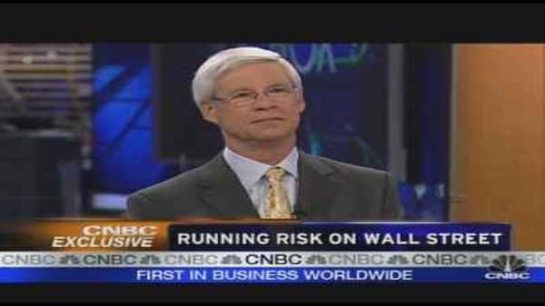 Running Risk on Wall Street